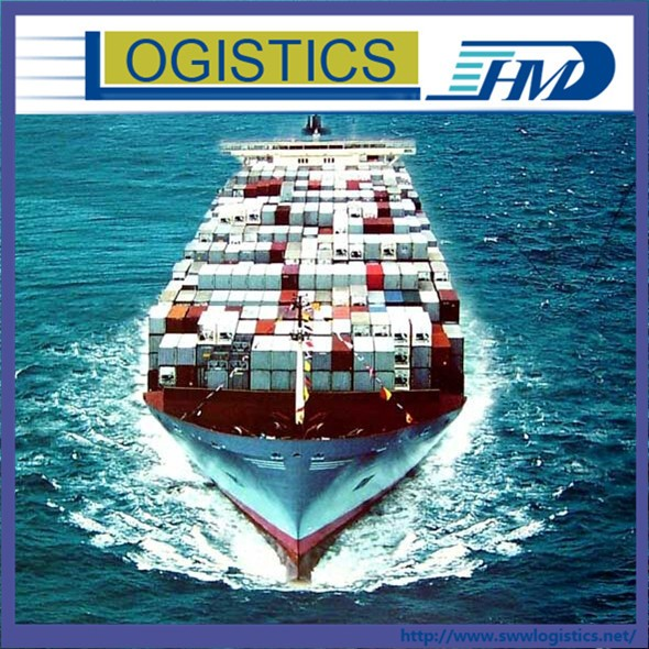 Shipping logistics company sea freight from China to Philadelphia