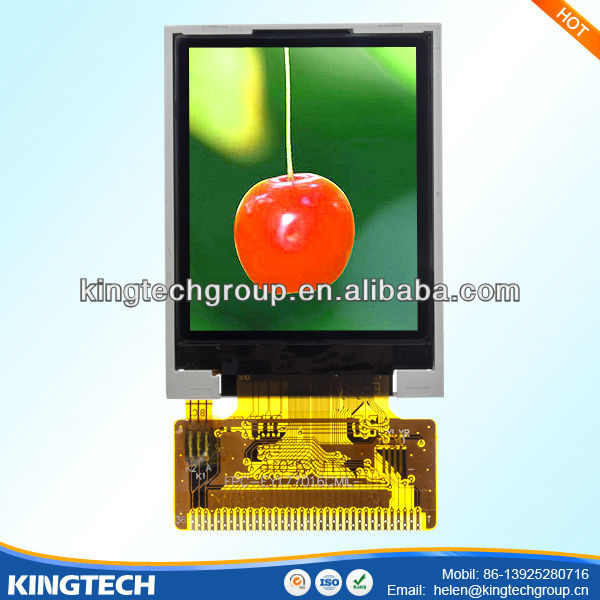 1.8 inch for psp go lcd screen PV01700PD36B