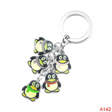 A142 The Penguin Keychain from China Factory