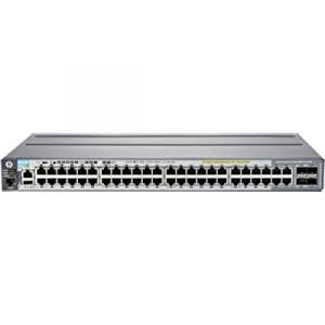 <p><b>Product overview</b></p> <p>The HP 2920 Switch Series consists of four switches: the HP 2920-24G and 2920-24G-PoE+ Switches with 24 10/100/1000 ports, and the HP 2920-48G and 2920-48G-PoE+ Switc