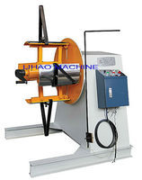 metal coil manual uncoiler factory MT