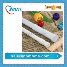 2015 Best Seller Products of Aluminium Curtain Rod Flexible White