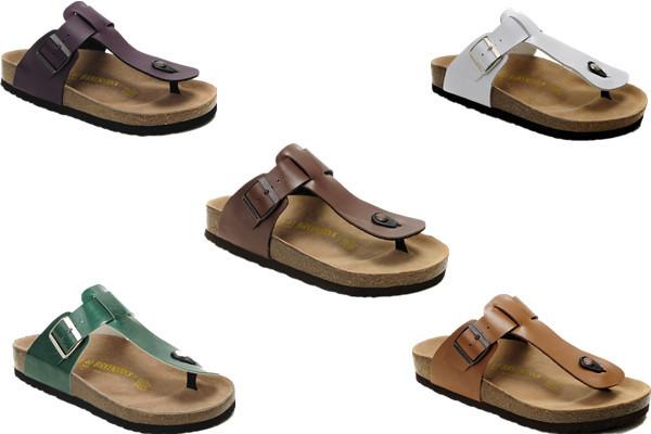 BIRKENSTOCK kairo kaki Shoes slippery woman slippers 047211