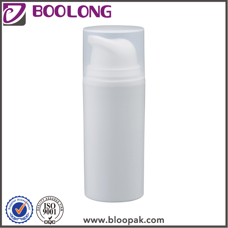 Free sample plastic airless bottle