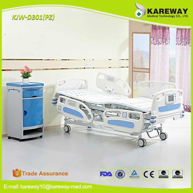 2017 China Ceragem Price Modern Reclining Hospital Bed