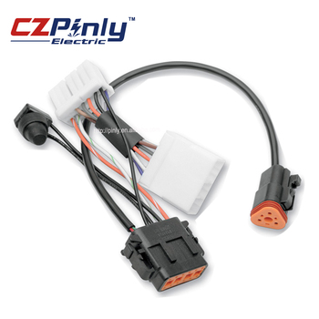 Home Appliances Wire Harness Air Conditioner Harness With Custom Service on