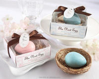 Mendior Small birds' eggs handmade soap wedding gift skin care scented soap wholesale