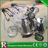 Breast Milking Machine for Cow/Goat/Sheep