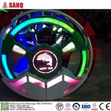 New Design Of Happy Rotating Balance Car For Kids/Carnival Happy Rotating Car For Adult