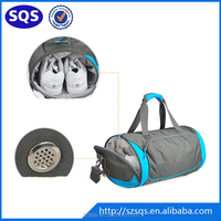 2016 New Wholesale Promotion Outdoor Sports Gym Travel Duffle Bag