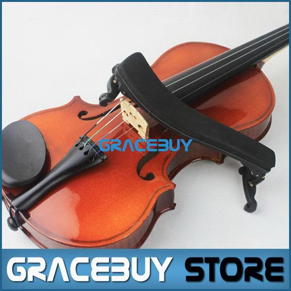 1 2 1 4 1 8 plastic black violin shoulder rest violino accessory shoulder pad new for sale in. Black Bedroom Furniture Sets. Home Design Ideas