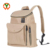 Perfect Diaper Backpack Baby Care Bag for travel with a built in changing pad