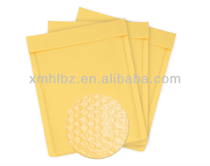 #0 6 x 10 Padded Kraft Bubble Mailers Shipping Envelopes