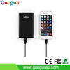 Guoguo big promotion quick charge qc3.0 10000mah external battery pack high capacity power bank charger for nikon