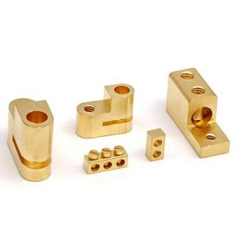 Precision Custom Brass Cnc Turning Parts Manufacturer and China Factory