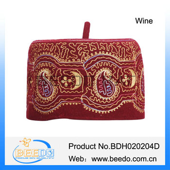 1cc392ce5d6df Kufis Men Red Islam Skull Fez Hat With Embroidery Design - Buy ...