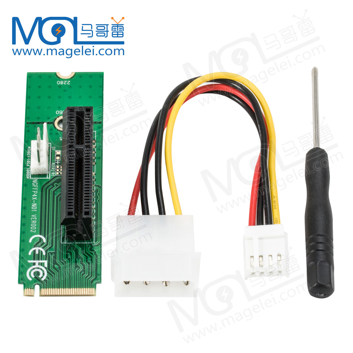 NGFF M.2 SSD to PCIE PCI-e Express 4X Converter Adapter Card  US Stock