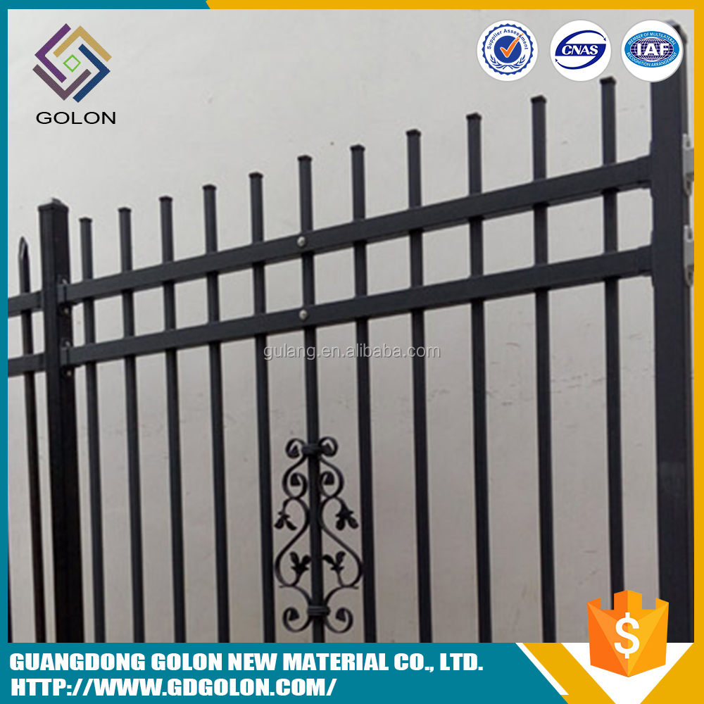 Fire resistance perimeter fence security system