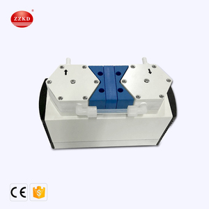 Laboratory Oil Free Oilless Small Diaphragm Mini Electric Vacuum Air Pump