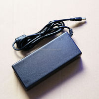 Single output adapter 12v 72w with CE FCC ROHS ect.safety certification