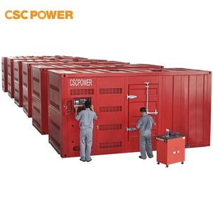 2000kva 1800kw electric motor silent generator with perkins engine super in india