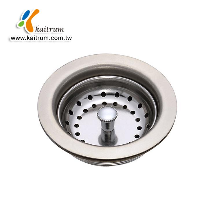 Plumbing Accessories Kitchen Sink Basket Strainer Drain Hardware  Accessories Sink Strainer - Buy Sink Strainer,Kitchen Sink Strainer,Sink  Basket ...
