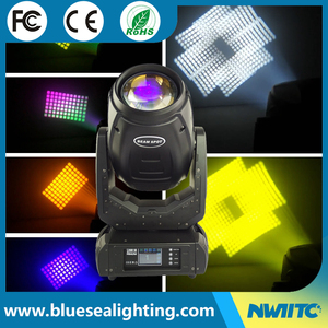 Best price 280w spot beam wash 3in1 moving head lights beam 10r robe pointe