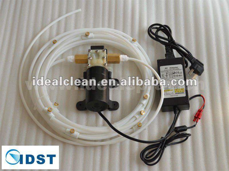 Diy Economy Home Misting Fan Amp Misting Line Buy Misting