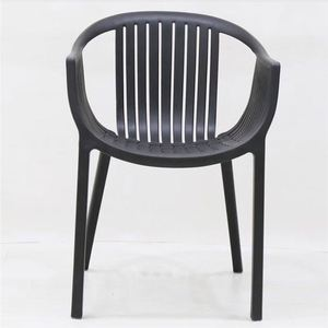 Best Price Backrest Plastic Chair More Stable