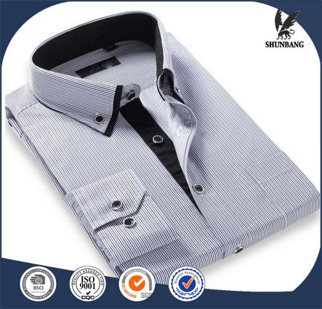 2016 New Design Casual Shirt Men\'s Dress Shirt