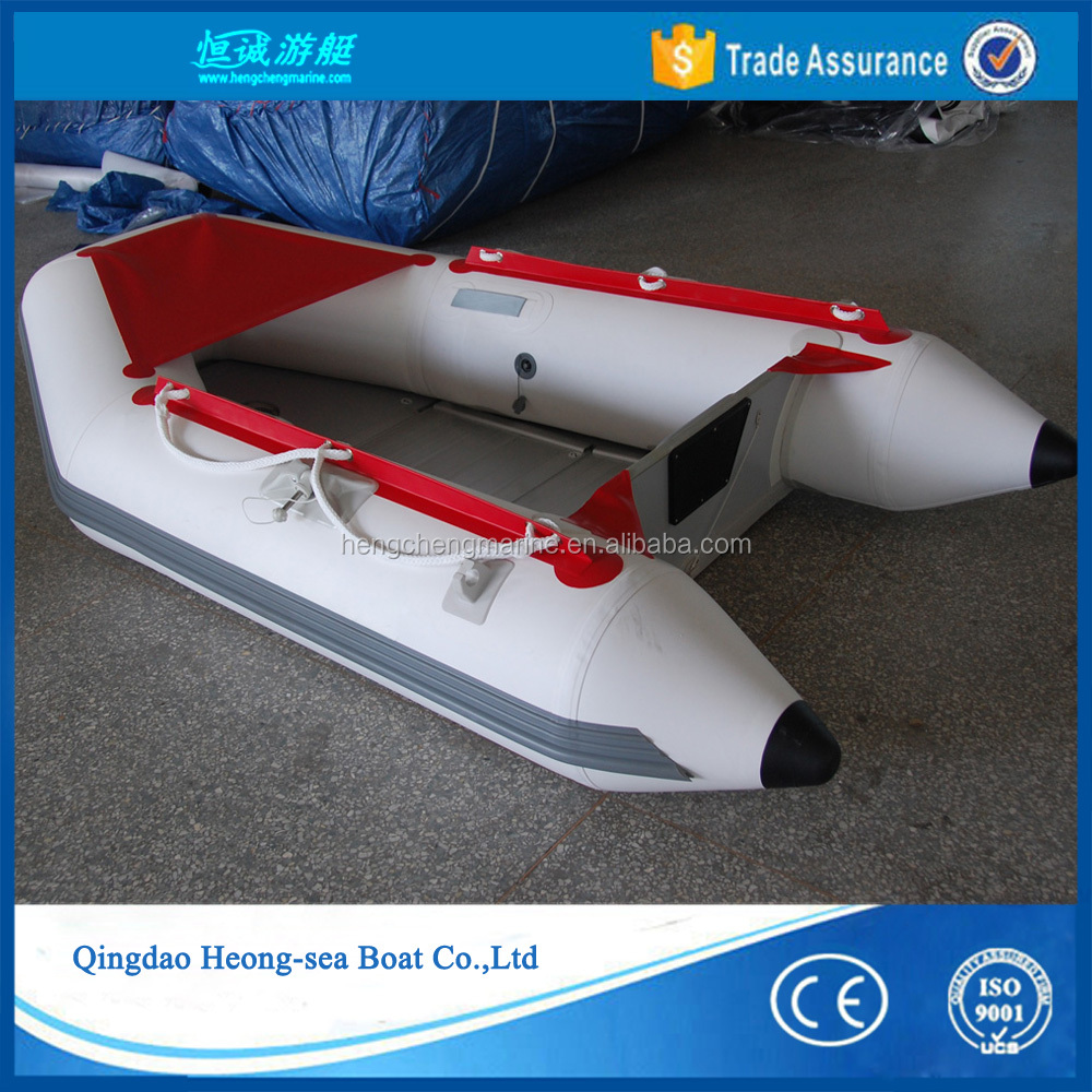 china small inflatable boat inflatable fishing boat with CE cetercfication