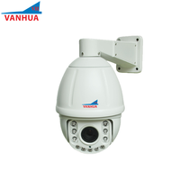 7 inch 5MP 20X optical zoom outdoor mini high speed dome PTZ IP Camera