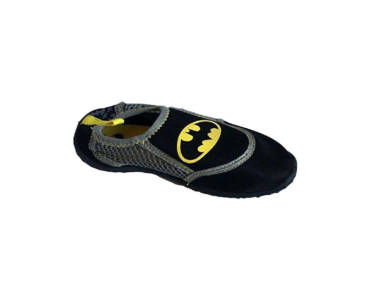 45f6f360760968 Get Quotations · Batman DC Comics Boys Water Shoes