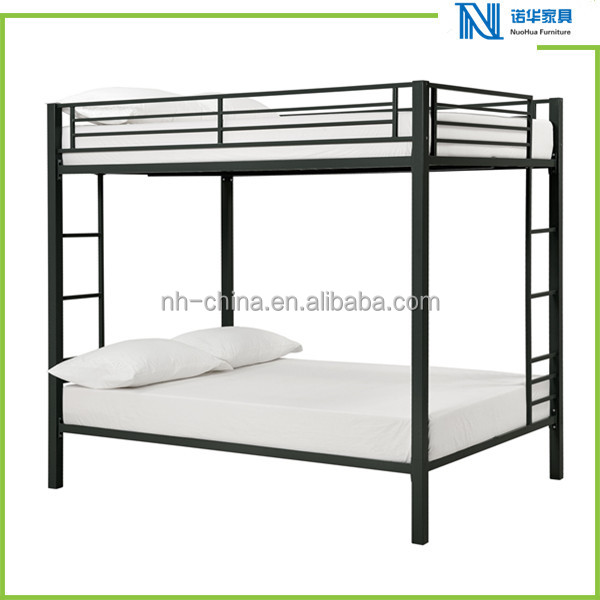 Cheap bunk bed frames cheap metal triple bunk beds sale for Cheap twin bunk bed frames