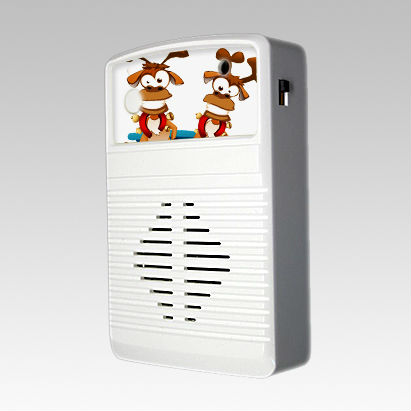 Melody music doorbell christmas battery operated doorbell