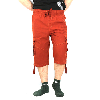 0b0169fa4d Fashion design mens six pocket cargo pants/mens half pant cargo short