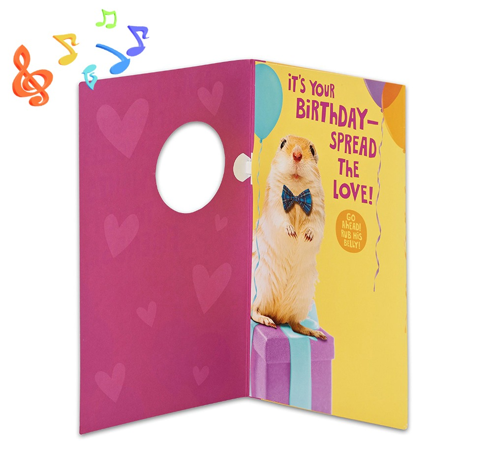 Free Birthday Greeting Cards With Music Wholesale Card Suppliers