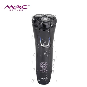 professional fashion new style waterproof barber shop senso touch 3D mens electric shaver