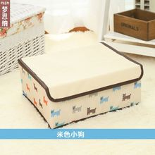 New Hot-sale Free sample china factory direct sale kids art storage boxes