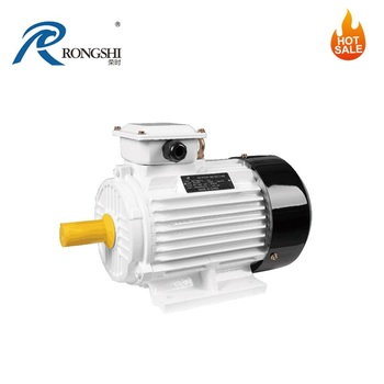 High Efficiency Three Phase 50HZ Asynchronous Motors
