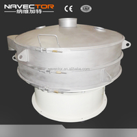 Navector CE&ISO circular motion inclined vibrating screen oil shale shaker