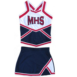 polyester cheerleading uniforms