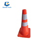 safety insertion cone traffic pvc