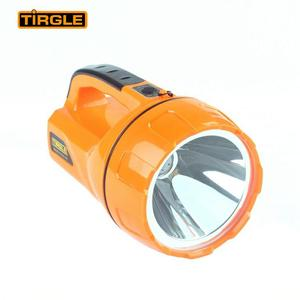 Oem service high power night portable led searchlight