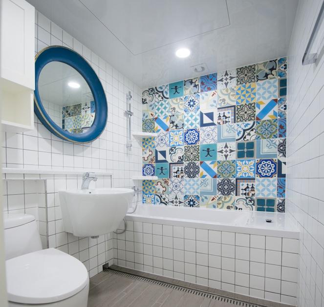 tegels badkamer barsten: sydati tegels badkamer repareren laatste, Badkamer