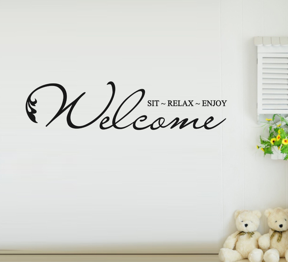 Aliexpress.com : Buy Wall Sticker Quotes Free Shipping