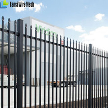 alibaba express wholesale galvanized steel fence Types of Fences Available