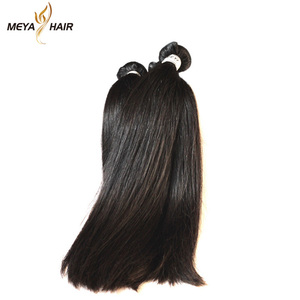 Natural Color Real Remy Virgin indian human hair Weave,Wholesale unprocessed cuticle aligned vigin peruvian human hair weaving
