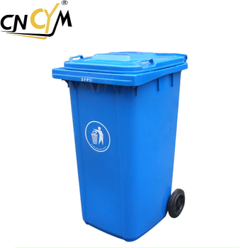 Modern outdoor eco dustbin waste garbage 240l