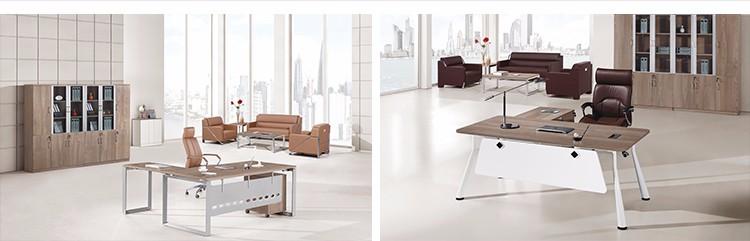 Подгонять рентабельным современный дизайн настольные офисная мебель Исполнительный